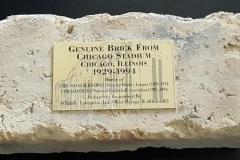 Chicago Stadium Brick