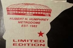 Metrodome Roof Piece